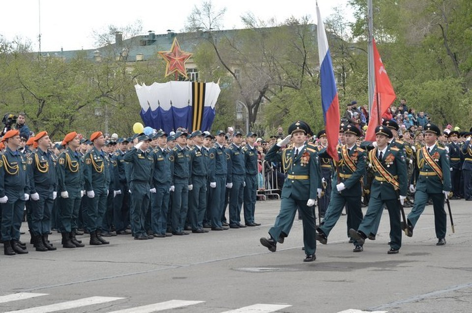 В Хакасии прошли праздничные мероприятия. Фото пресс-службы правительства Республики Хакасии