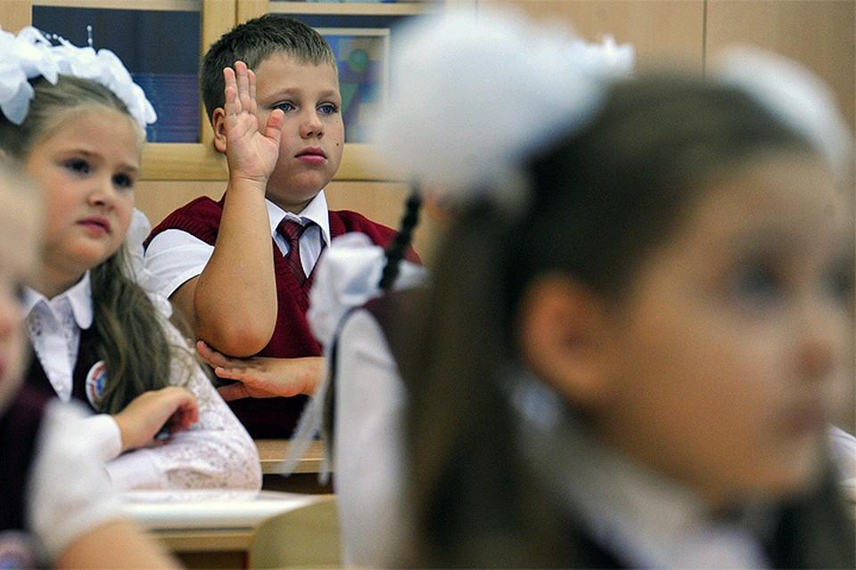 В школьной программе могут появиться уроки церковнославянского языка.