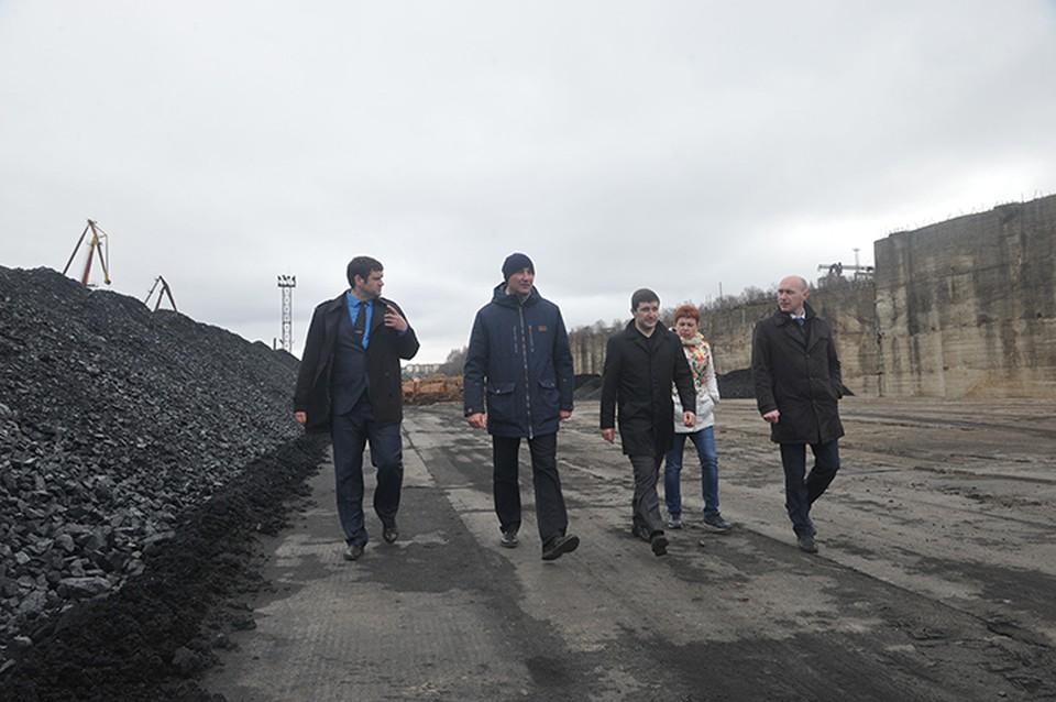 С угольной проблемой в Совгавани будет разбираться специальная рабочая группа правительства Хабаровского края
