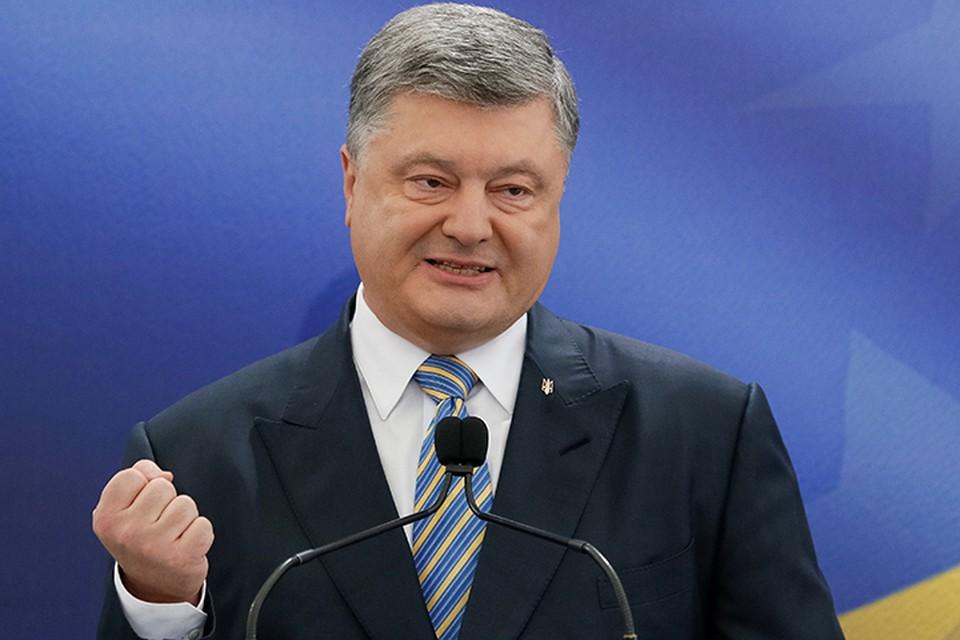 Порошенко косвенно признал боевые подразделения Донецка и Луганска в качестве легальных формирований