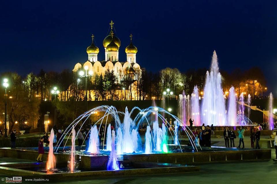 День города Ярославль будет отмечать масштабно