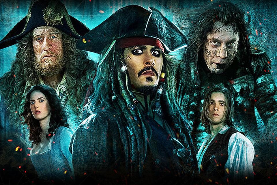 пираты карибского моря 5 Torrent скачать бесплатно - фото 7