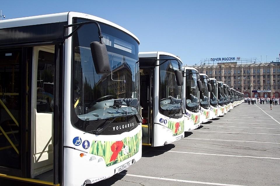 немного дотягивают новые автобусы в волгограде 2016 свою очередь, испытывают