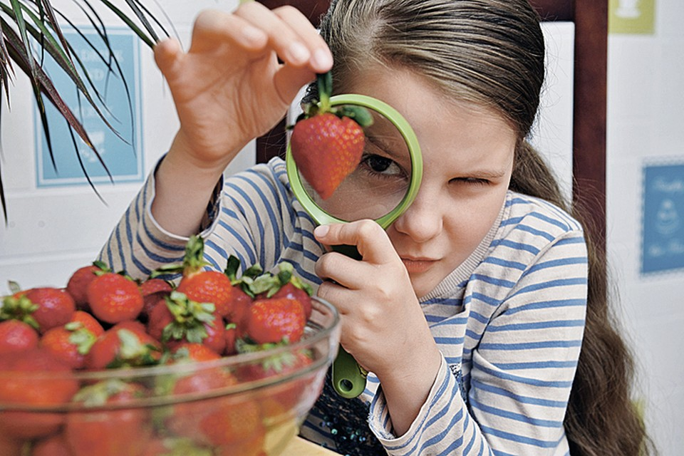 - Теперь я знаю, как получать самые крупные ягоды!