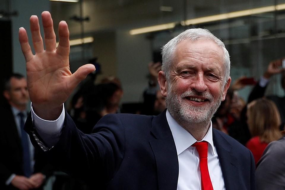 У лидера оппозиционных лейбористов Джереми Корбина есть шансы возглавить правительство
