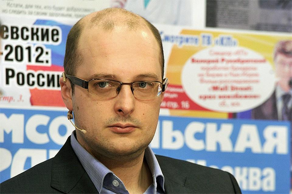 Президент Института национальной стратегии Михаил Ремизов.