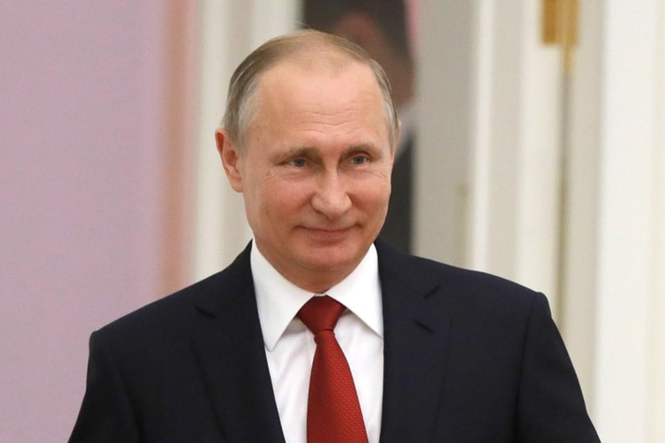 Вышла вторая часть фильма-интервью Владимира Путина Фото: Михаил Метцель/ТАСС