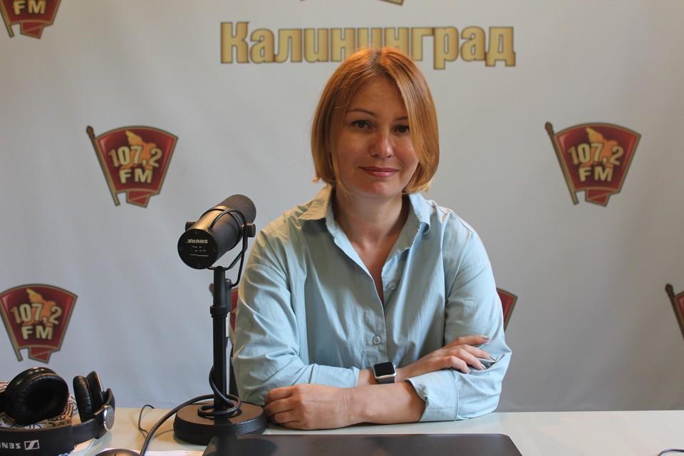 Только у нас. Татьяна Ефимова