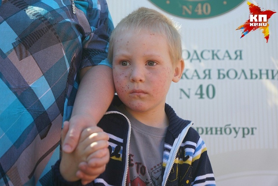 Дима провел в лесу пять суток