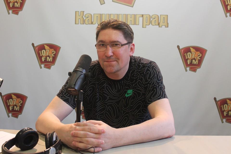 Только у нас. Владислав Батурин