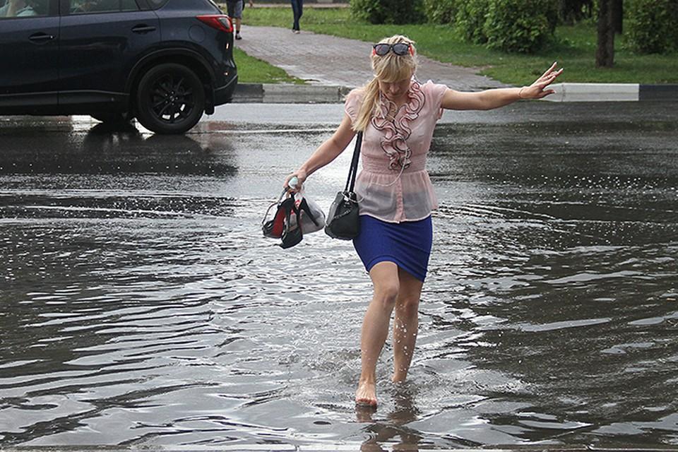 Май-2017 в Москве завершился страшным ураганом, июнь – рекордным дождем
