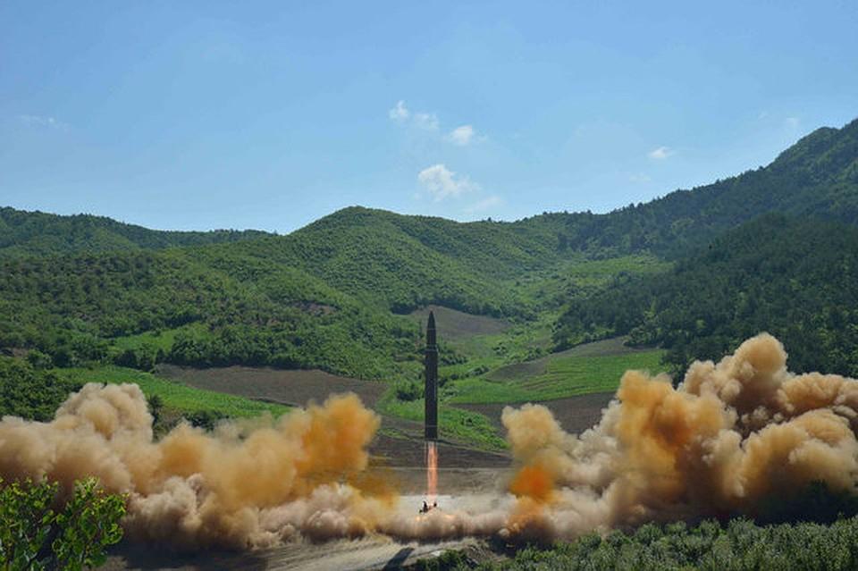 Северокорейская ракета имела возможность долететь до Аляски