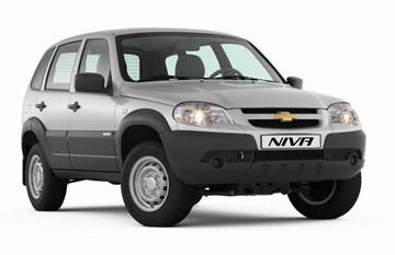 Chevrolet Niva: 2,7 тысяч машин попало под отзыв