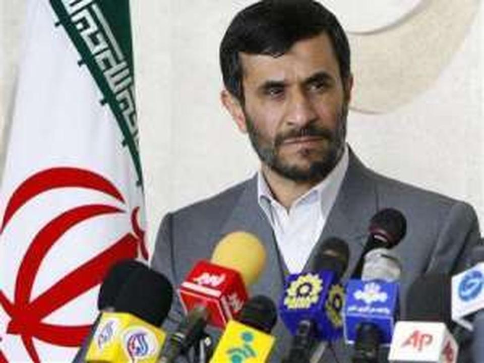 Президент Ирана Махмуд Ахмадинежад опять наговорил лишнего