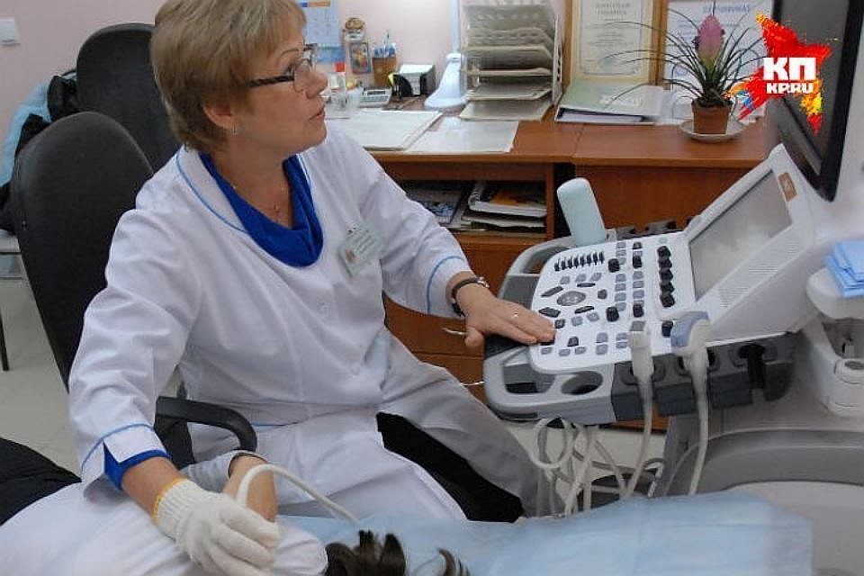 Сделать узи брюшной полости в кировском районе