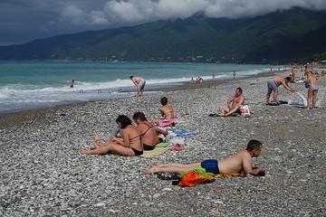 После убийства российского туриста на курортах Абхазии ввели усиленные меры безопасности