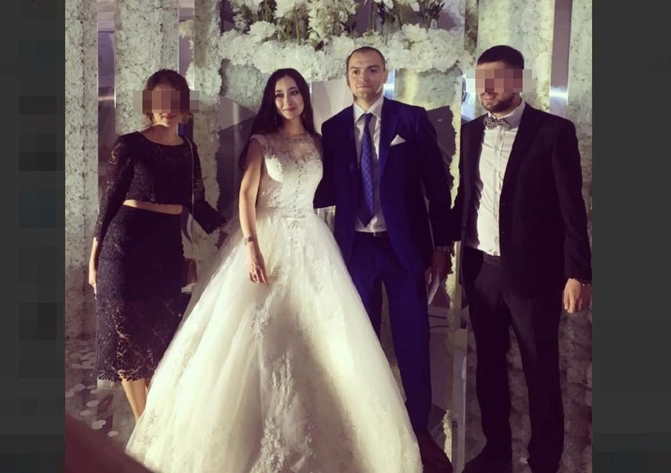 По некоторым данным, мужем дочки краснодарской судьи стал сотрудник следственного комитета Краснодарского края