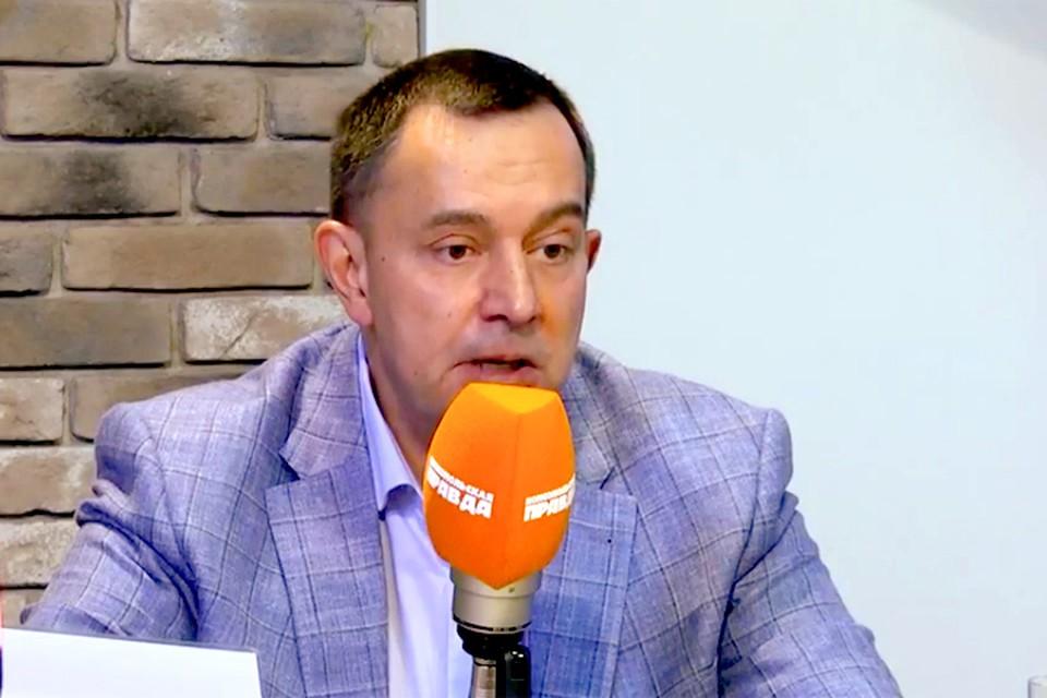 Александр Георгиевич Коноплянников, главный внештатный специалист по акушерству и гинекологии Департамента здравоохранения Москвы, профессор и доктор медицинских наук