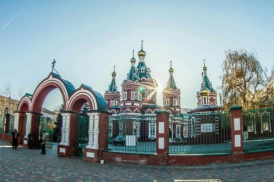 Комсомол, картинки казанский собор волгоград