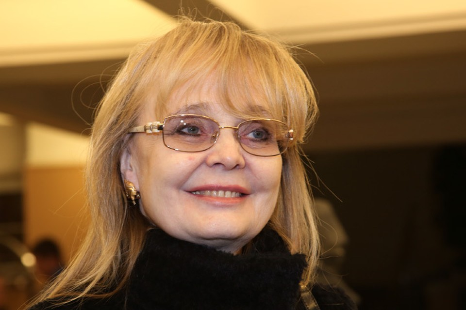 Наталья Белохвостикова: Мне неловко сниматься в сериалах