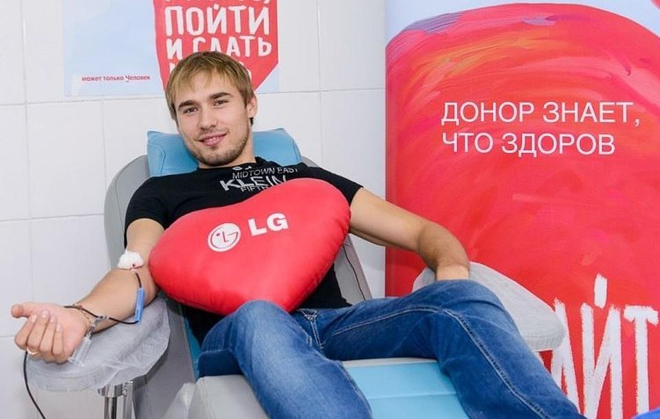 Донорство крови в Екатеринбурге  где сдать, сколько стоит 0ae59f9ac2e