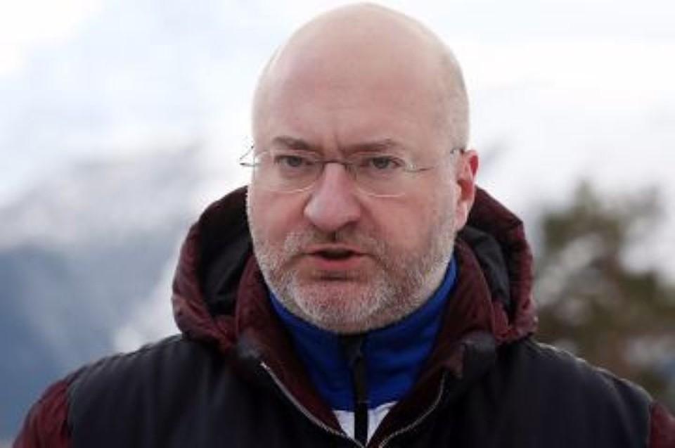 Генеральный директор «Курортов Северного Кавказа» Олег Горчев. Фото: Артем Коротаев/ТАСС