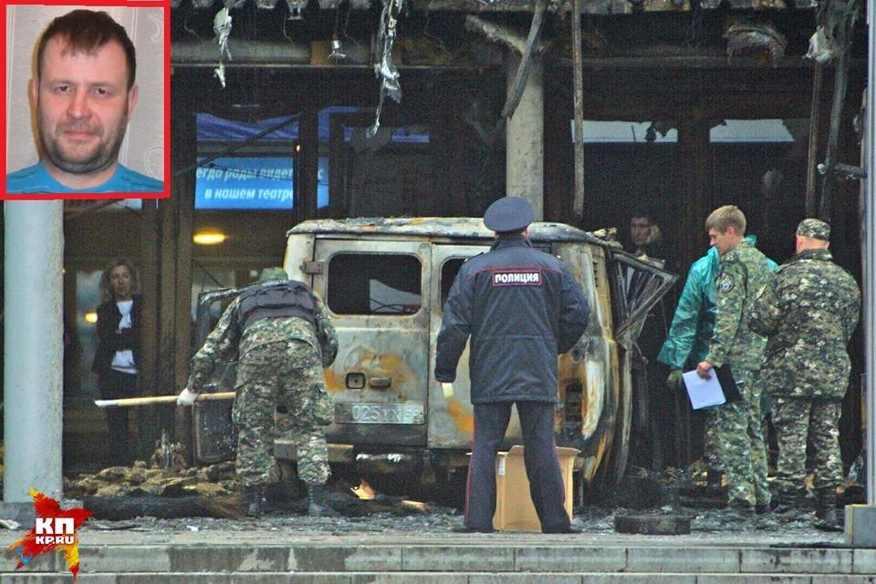 Мурашов объявился спустя два года после пропажи с фургоном, полным канистрами с бензином