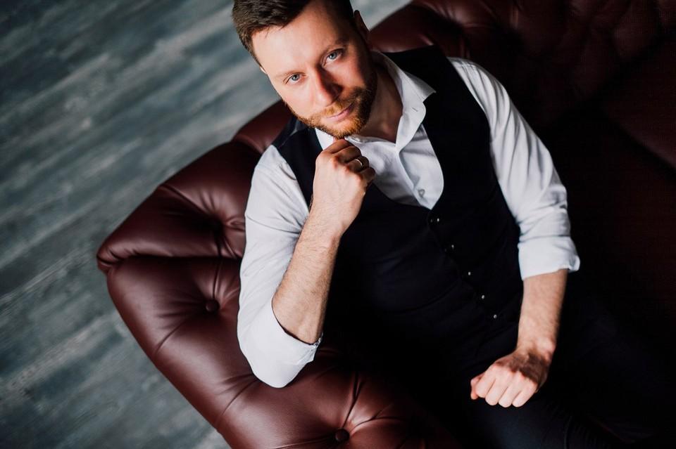 Андрей - популярный уфимский ведущий и бизнес-тренер