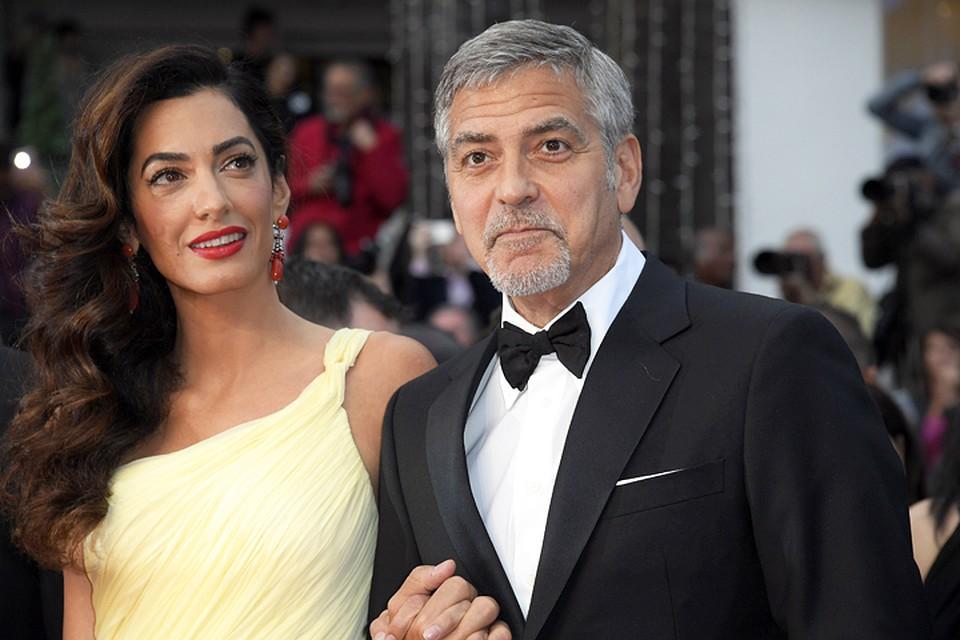 Джордж и Амаль Клуни признались 1a315f5800bc7