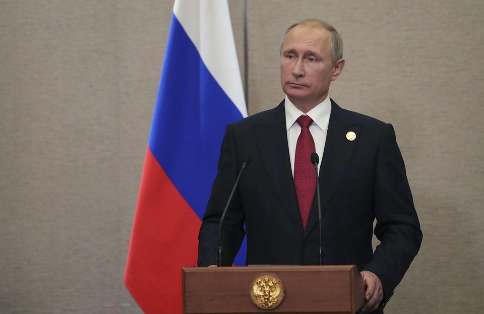 в 2012 году Путин лично вручил Тиллерсону Орден Дружбы