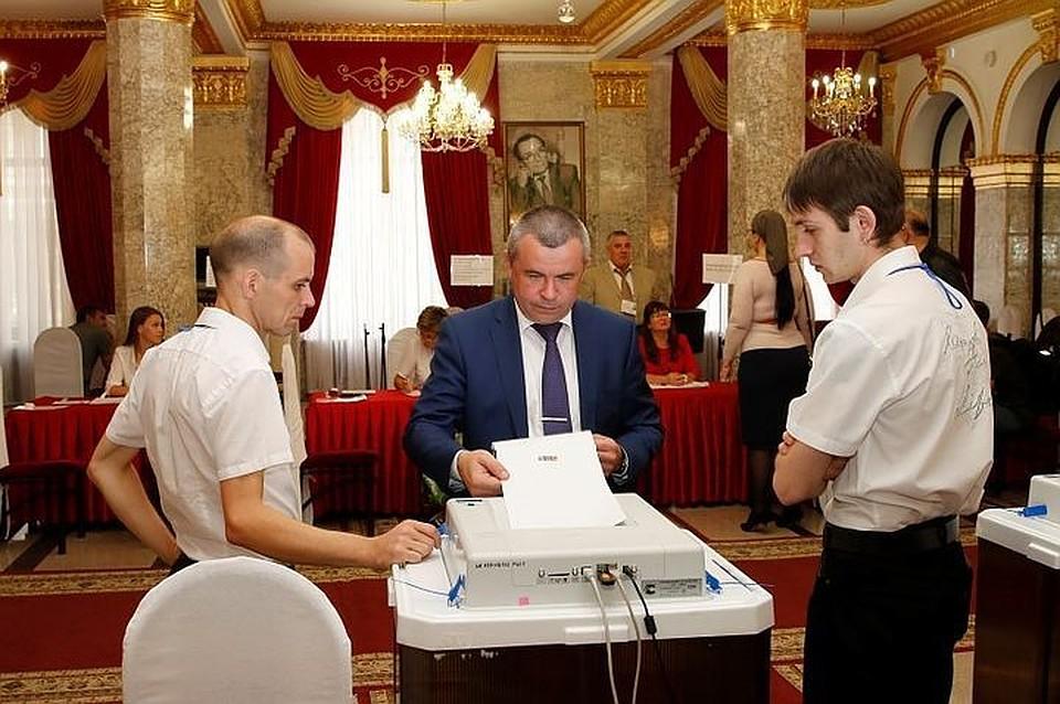 СМИ отправили нижегородского губернатора Шанцева в