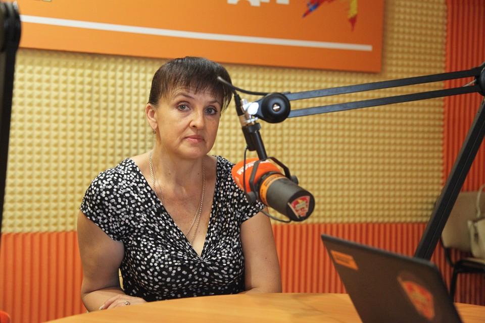 Заместитель руководителя Ставропольских парков культуры и отдыха Ирина Берестнева