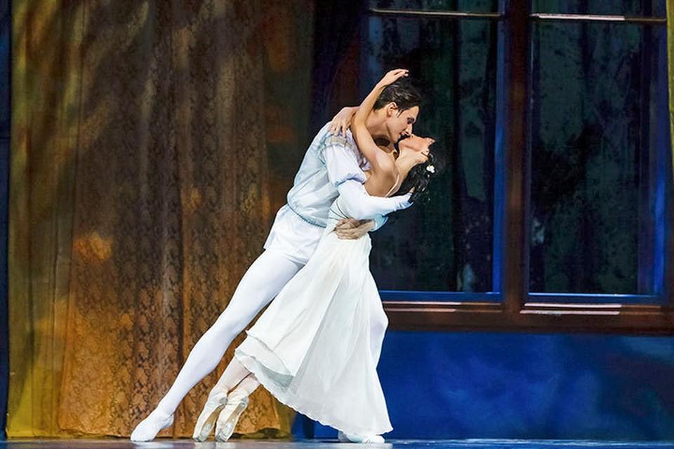 """На сцене самарского оперного театра станцуют """"Ромео и Джульетту"""". Фото: с сайта Самарского оперного театра"""