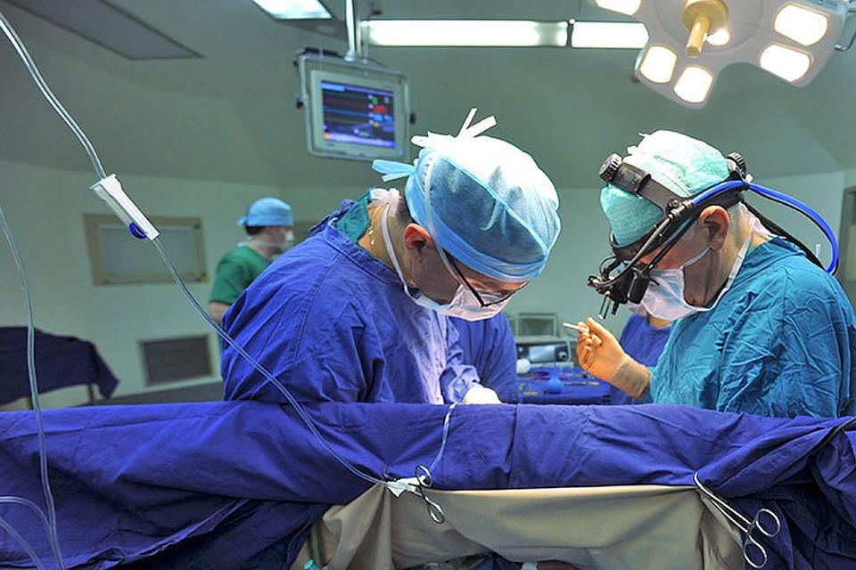 Операционный метод лечение геморроя