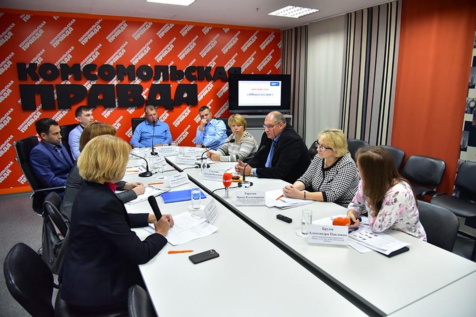 Ведущие онкологи Новосибирска обсудили проблему запущенности рака.