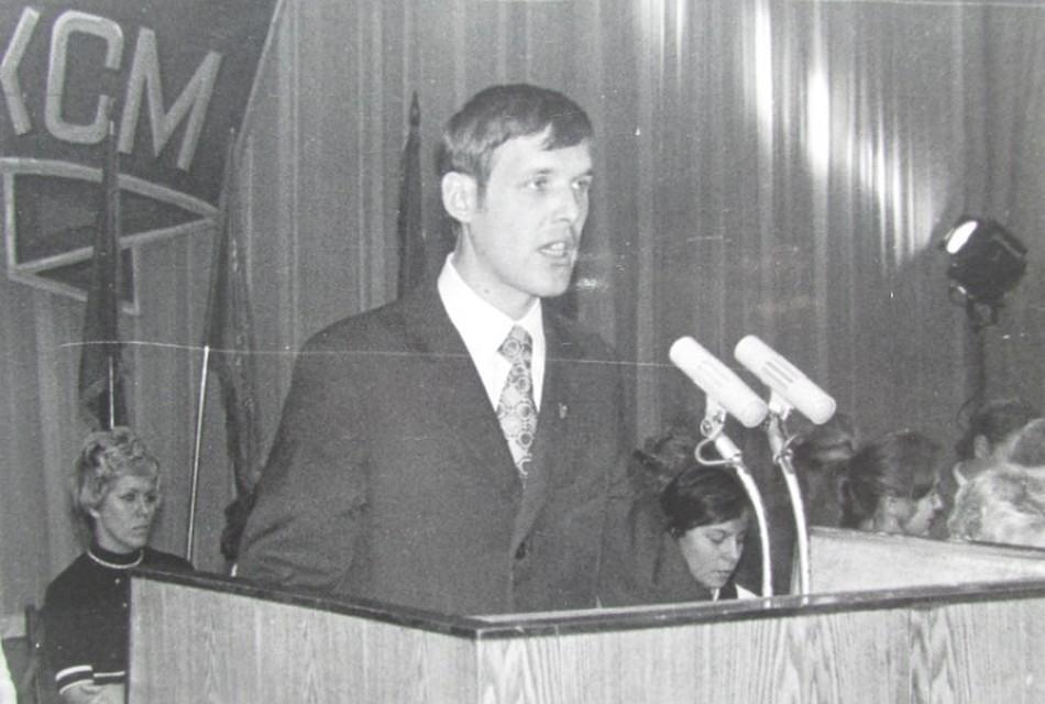Вячеслав Просвирнин. Фото из личного архива