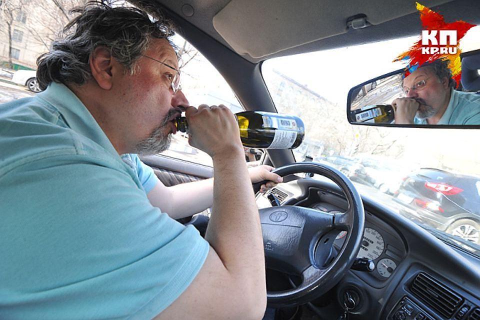Как остановить пьяного водителя
