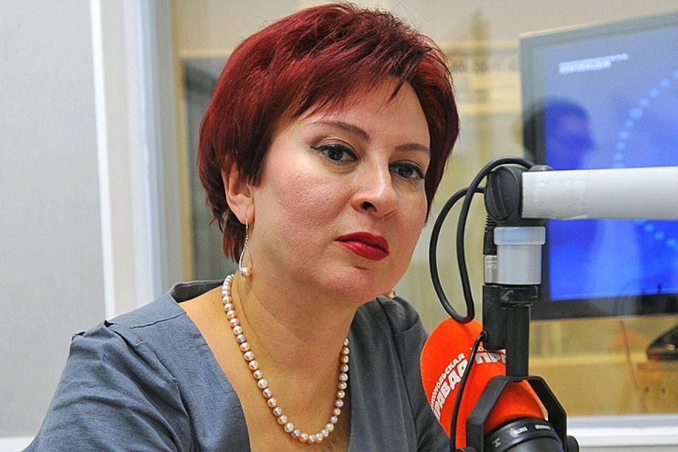 """Спецкор """"Комсомольской правды"""" Дарья Асламова"""