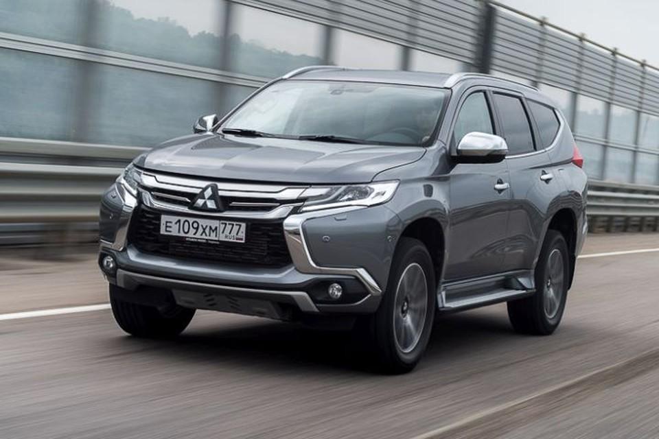 Теперь цены на Mitsubishi Pajero Sport начинаются с отметки 2 199 000 рублей