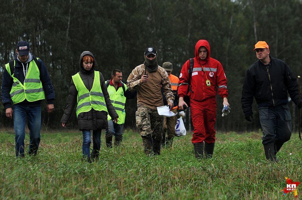 В Беловежской пуще не прекращаются поиски 10-летнего Максима Мархалюка
