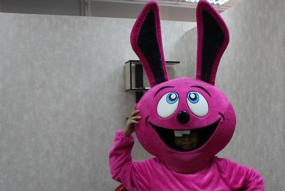 Секс розовый кролик