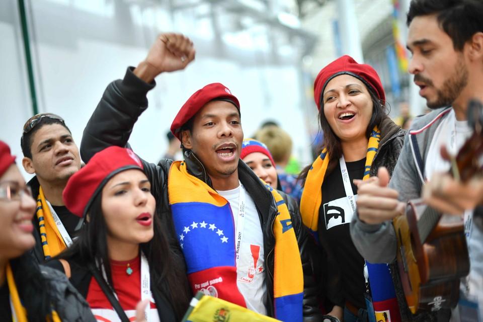 Иностранные гости фестиваля продолжают знакомиться с Россией.