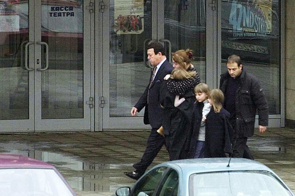 Иосиф Давыдович четыре раза ходил в «Норд-Ост» на переговоры с террористами