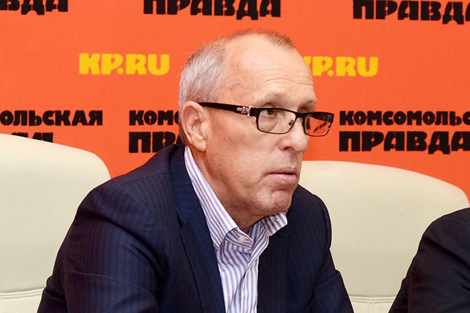 Владимир Василенко сменил на посту Олега Фурсова