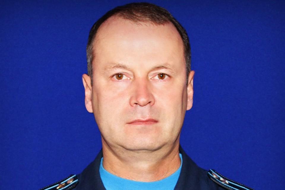 Олег Бучельников. Фото: kvvaul.ru