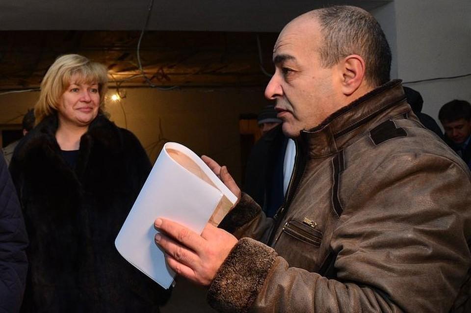 Джейхун Джафаров был известен по реконструкции ТЮЗа.