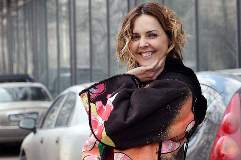 Известная телеведущая Ольга Шелест