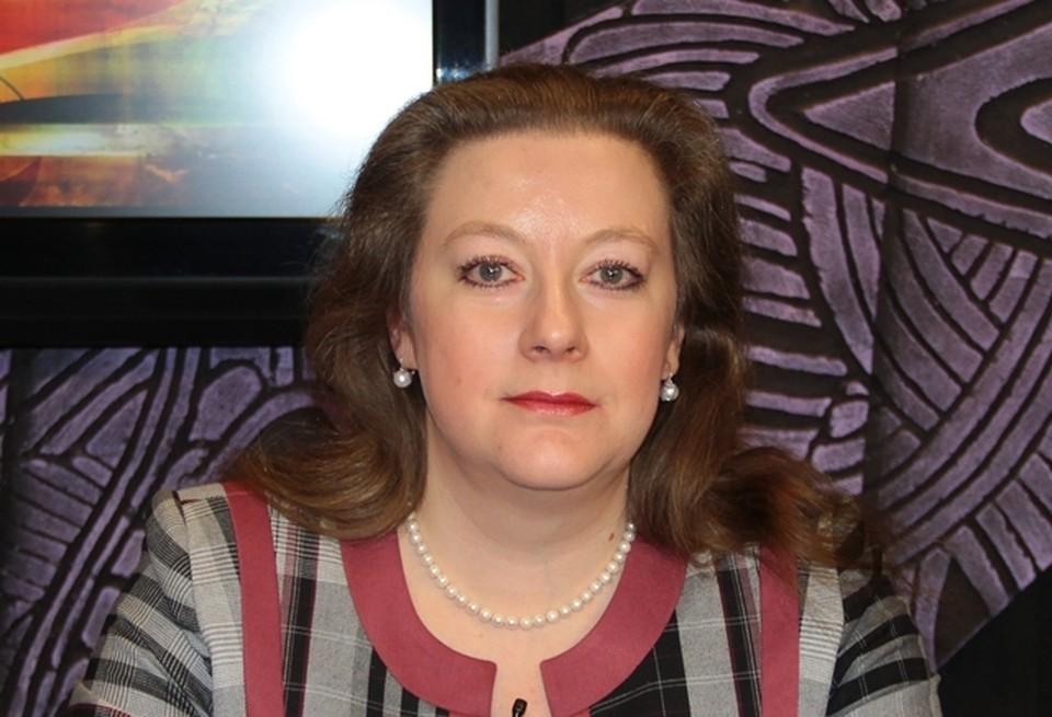 Юлия Кантор, научный руководитель Пермского музейного комплекса политических респрессий