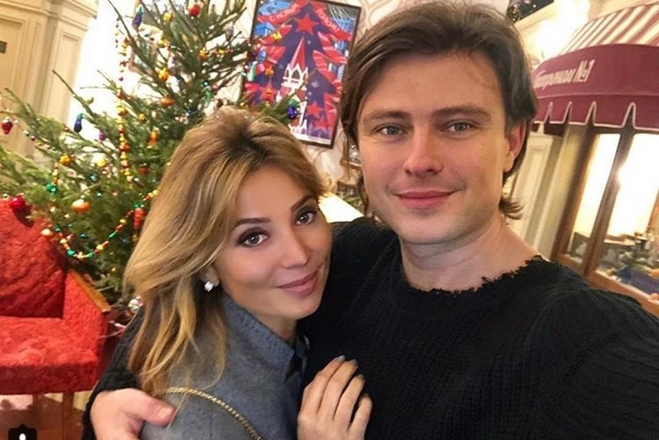 Прохор Шаляпин опубликовал в своём Инстаграме фотографию с очередной барышней