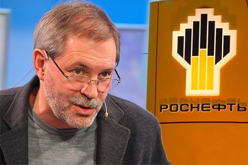 Заместитель главы «Роснефти» по связям с общественностью Михаил Леонтьев